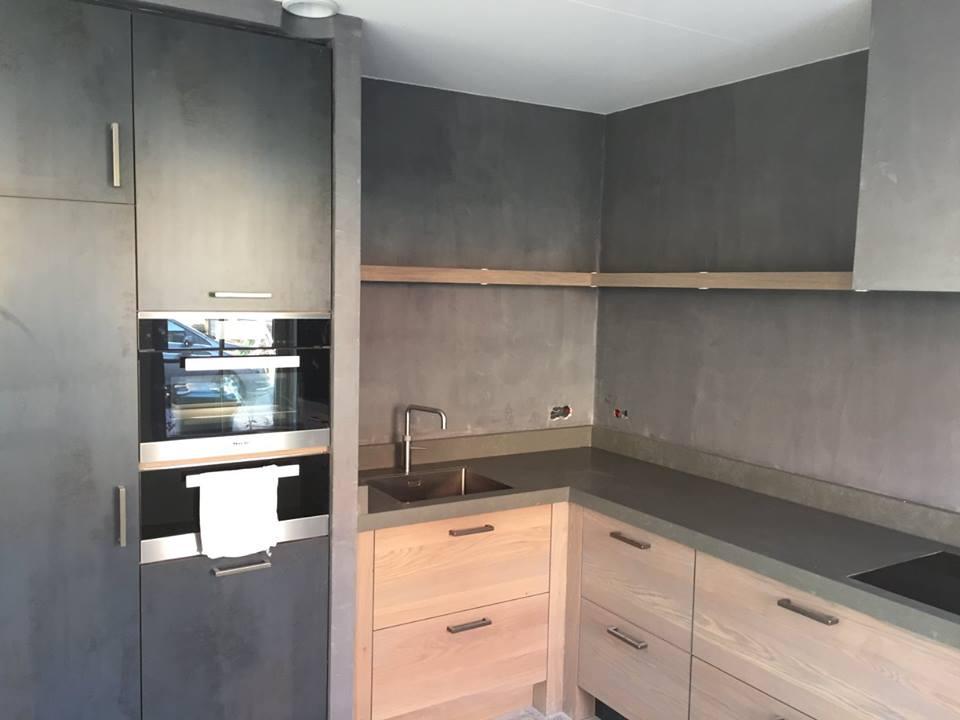 projecten stukadoor amsterdam. Black Bedroom Furniture Sets. Home Design Ideas