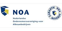 noa afbouwgarantie logo